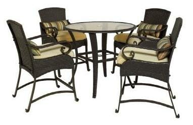 hampton bay outdoor patio furniture replacement cushions